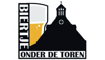 Biertje onder de toren Noordhoek 2019