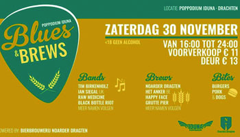 Blues and brews drachten 2019