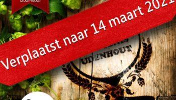 Verplaatste datum van het Bierbelevenis festival