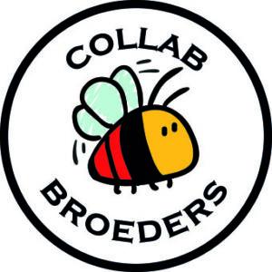 GRB Collab Broeders Rode Bombus beeldmerk