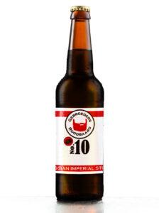 No 10 Barrel Aged
