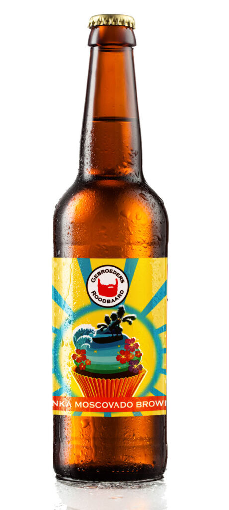 GRB Imp Tonka Moscovado Brown Ale